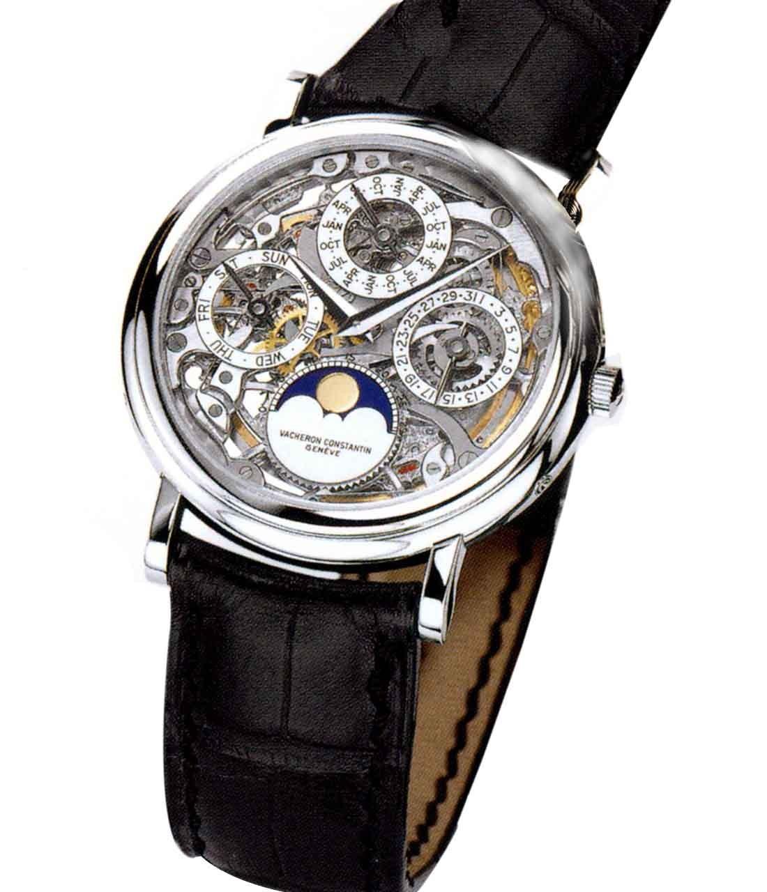 江诗丹顿全镂空手表的推介与欣赏,品鉴无可比拟的制表工艺