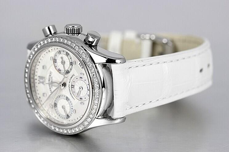 钻石皮带手表——璀璨之饰,既优雅、又华贵