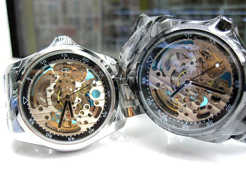 手表背透是什么意思?感受背透运转间的时间艺术