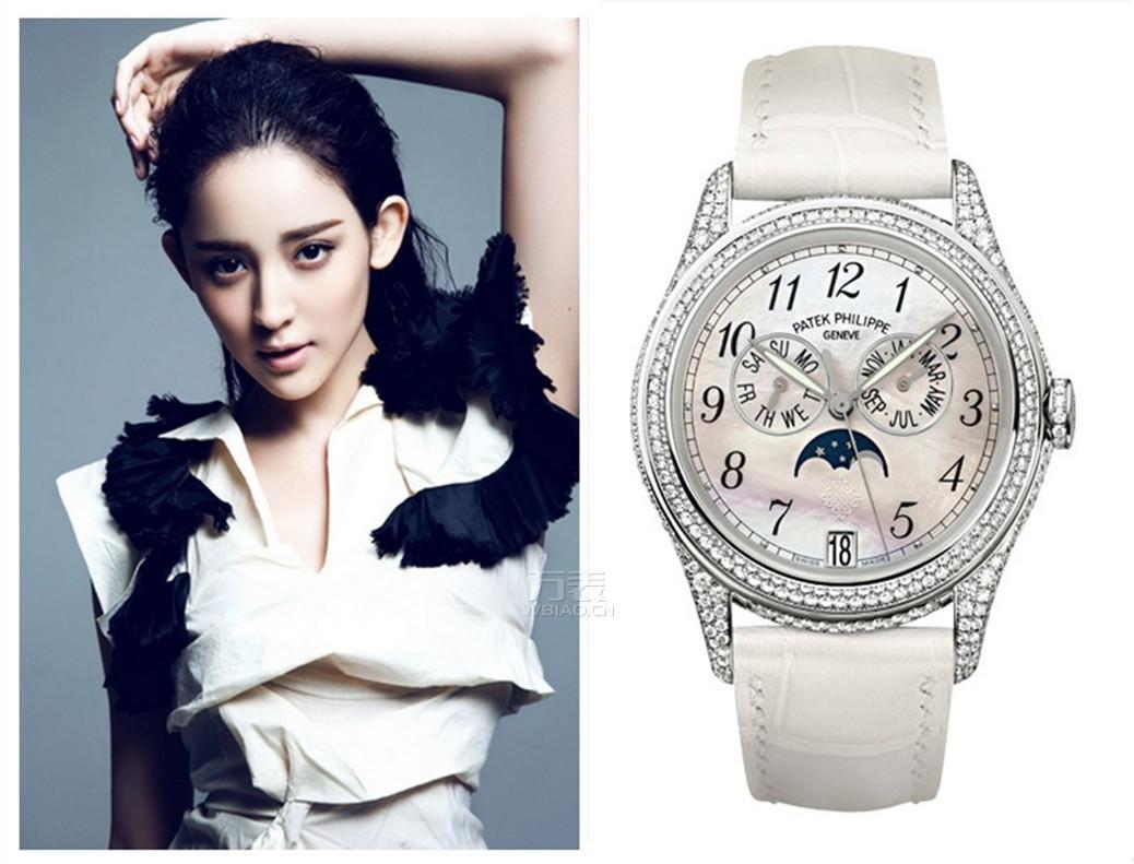 情人节送给女神的腕表:三大奢华腕表掳获女神的芳心