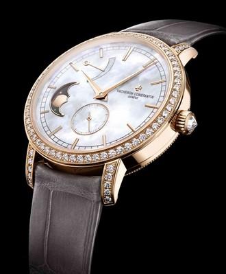 江诗丹顿日月星辰 展现腕表中别样的美妙星空
