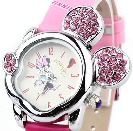 迪士尼手表简介 带你领略迪士尼手表的魅力