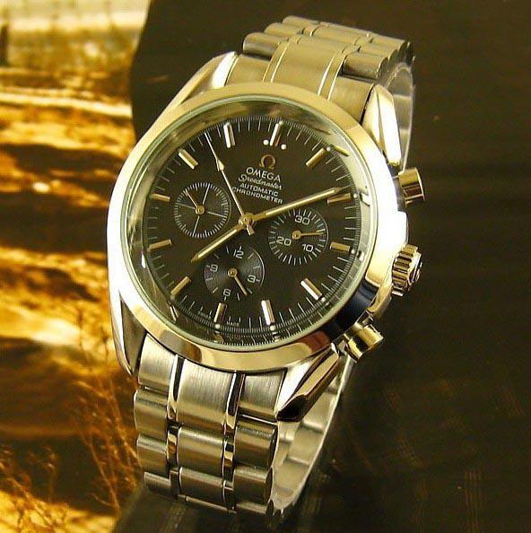 欧米茄6针手表 传承尊贵,尽显你的品味和智慧