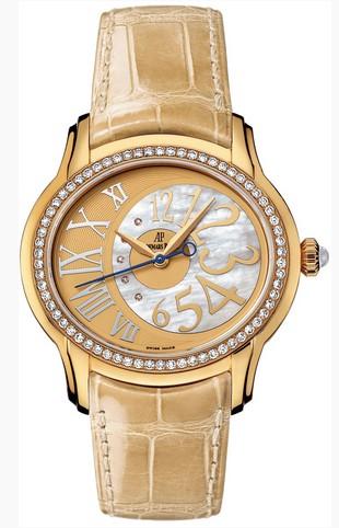 爱彼皮表带手表价格及图片一览 品鉴顶级的奢华