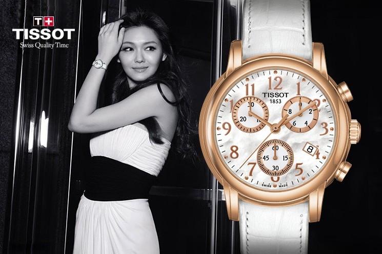 天梭女表心意系列 一同领略精致设计与创新风格腕表
