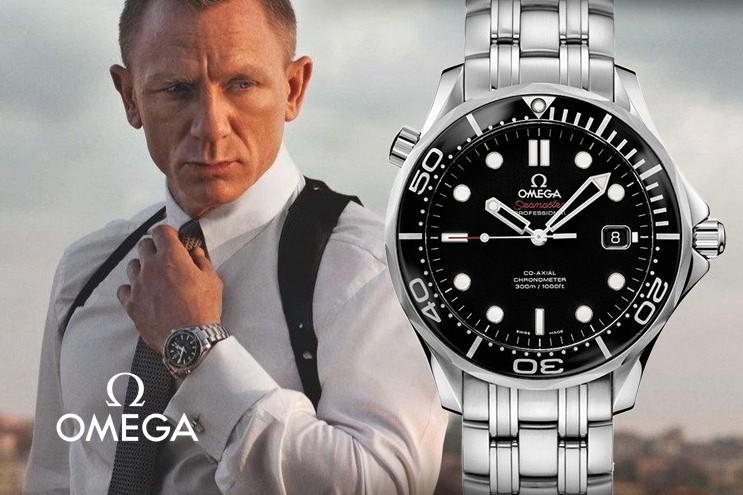 欧米茄007限量版 见证非凡创意的腕表力作