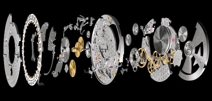 以大胆的创意将机械腕表的精确与美的感受相融合一个半世纪以来
