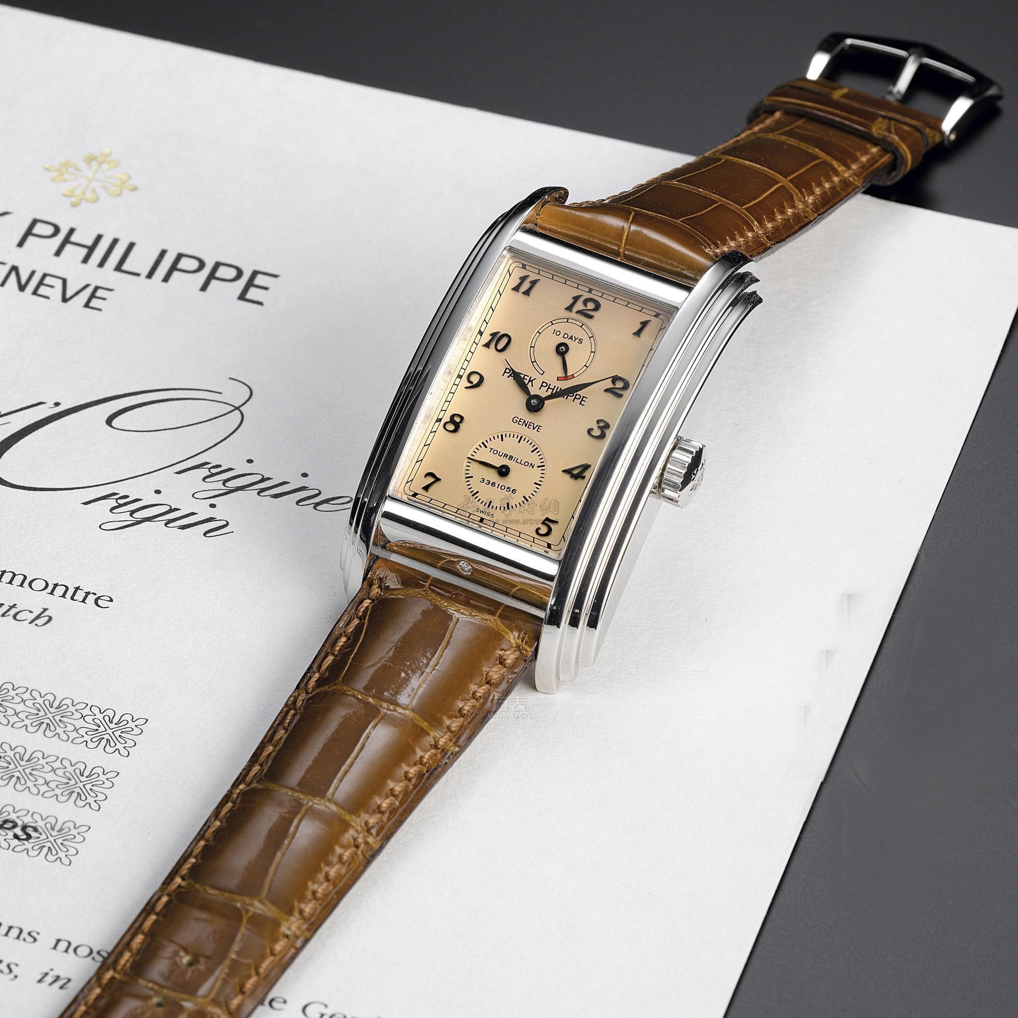 瑞士手表品牌百达翡丽:手表系列介绍,彰显手表中的蓝血贵族