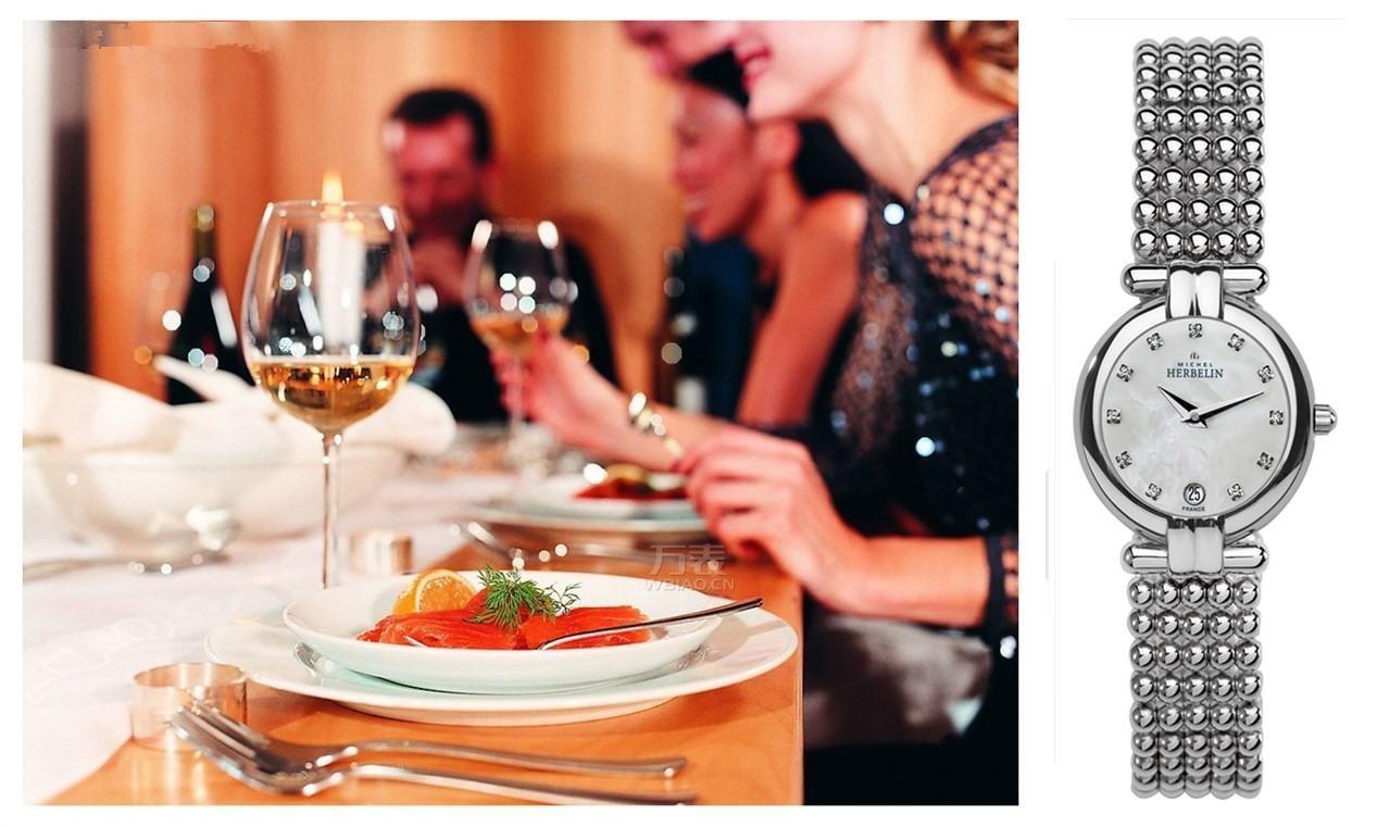 女生聚餐必备手表:万表网推荐三款手表搭配,教你如何炫魅力