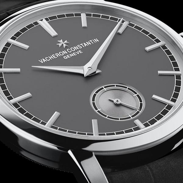 江诗丹顿小秒针手表 品质非凡,外型朴实的新力作