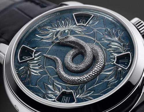 江诗丹顿艺术大师系列之属相生肖腕表传奇