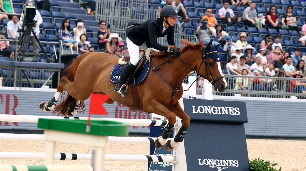 浪琴环球马术冠军赛——观赏马背上的优雅