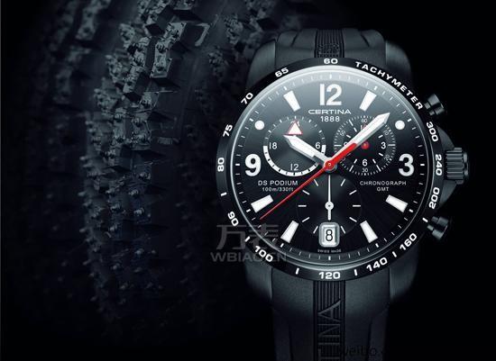 款式新颖、亲民的腕表品牌——瑞士手表雪铁纳Certina