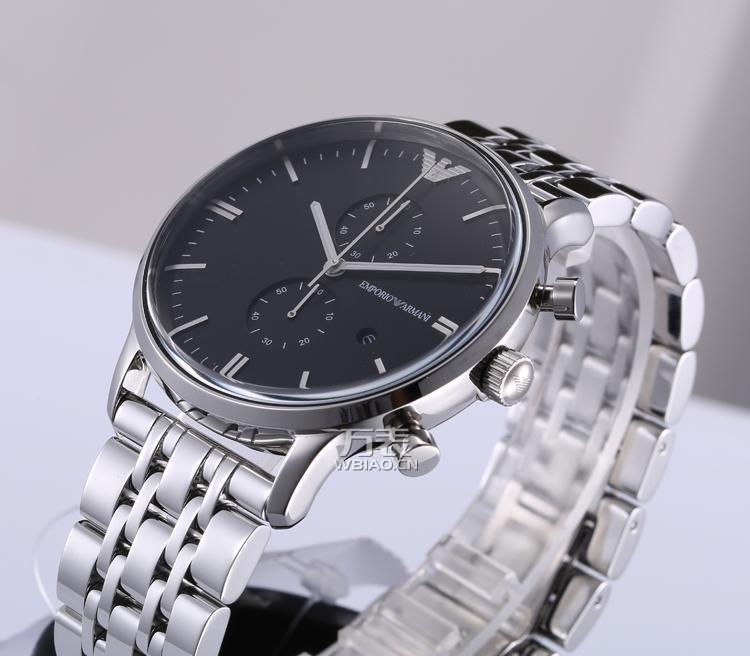 淘宝上的阿玛尼手表是真的吗?如何分辨阿玛尼手表真假?
