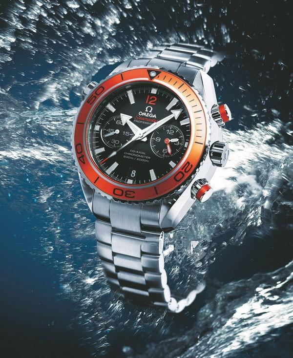 欧米茄全自动男士手表 源于欧米茄精湛工艺与创新设计