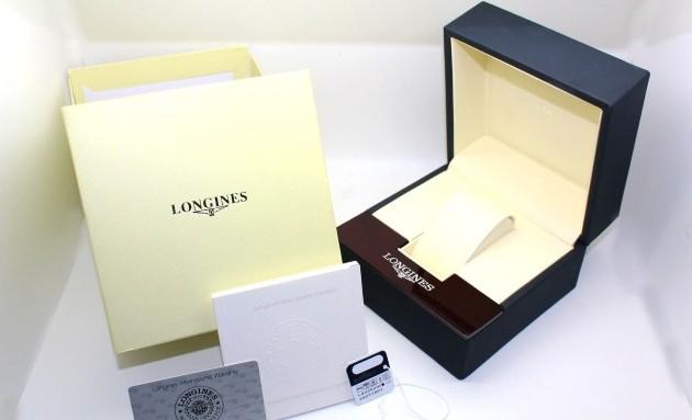 浪琴手表包装盒,名花的绿叶也有别样的价值