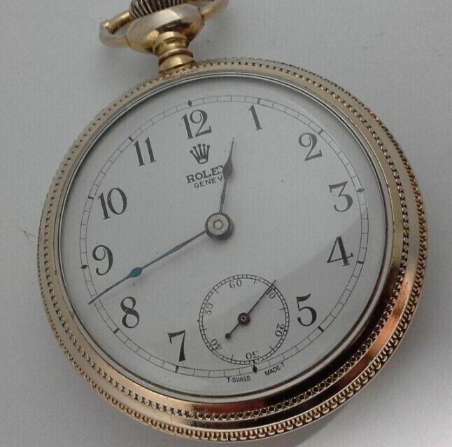 劳力士老怀表 让你品味不朽的历史传奇之品