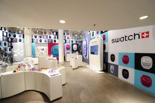 swatch手表的历史回眸,回顾swatch集团发展道路