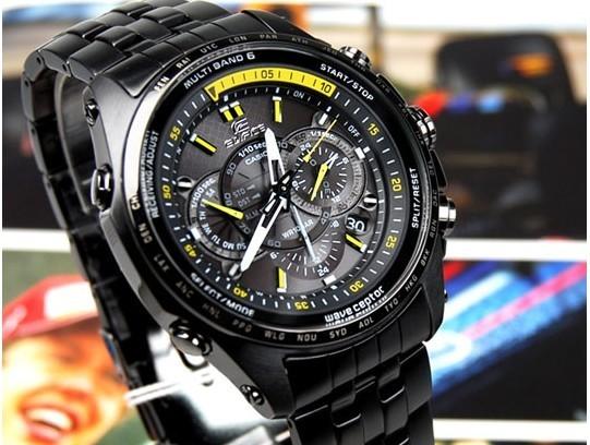 卡西欧f1系列手表,讲述卡西欧与F1的不解之缘