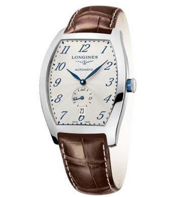浪琴手表男表皮带 为你推荐质感舒适的浪琴皮带表款式