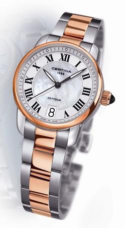 雪铁纳钢表带手表 传承独特的工艺,你值得选择