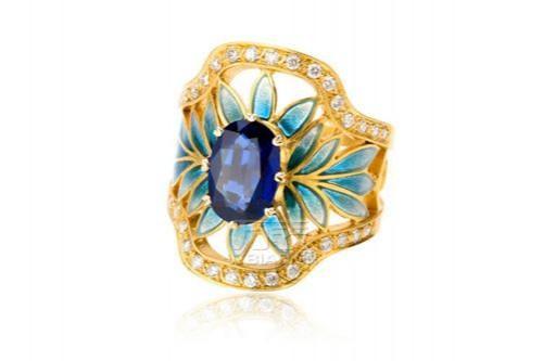 珠宝知识:蓝宝石一定就是蓝色的吗?