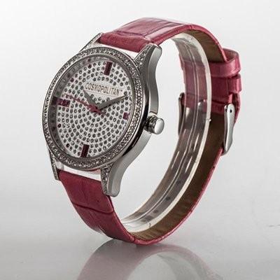 女人带什么样的手表好看?cosmopolitan手表尽显女性美