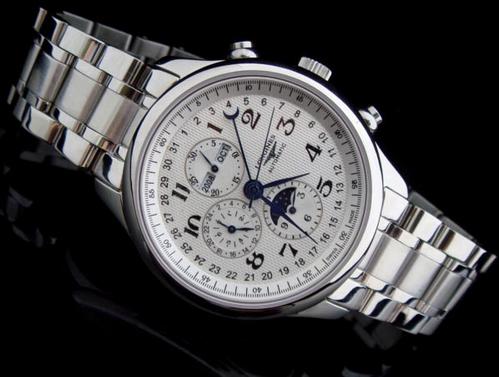 浪琴日月星辰手表,经典之作创造永恒之美