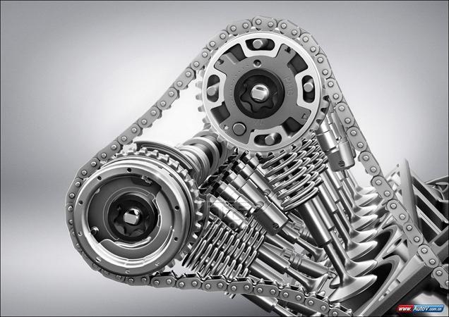 手表加装V8引擎!