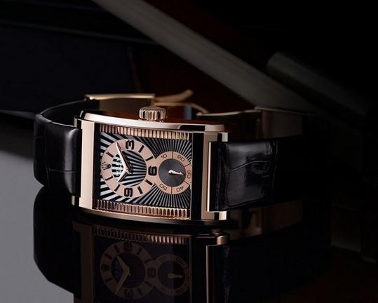 劳力士唯一背透手表——切里尼王子大揭秘