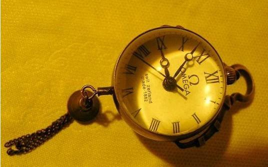 欧米茄古董怀表1882 完美极致,诠释着历史的价值