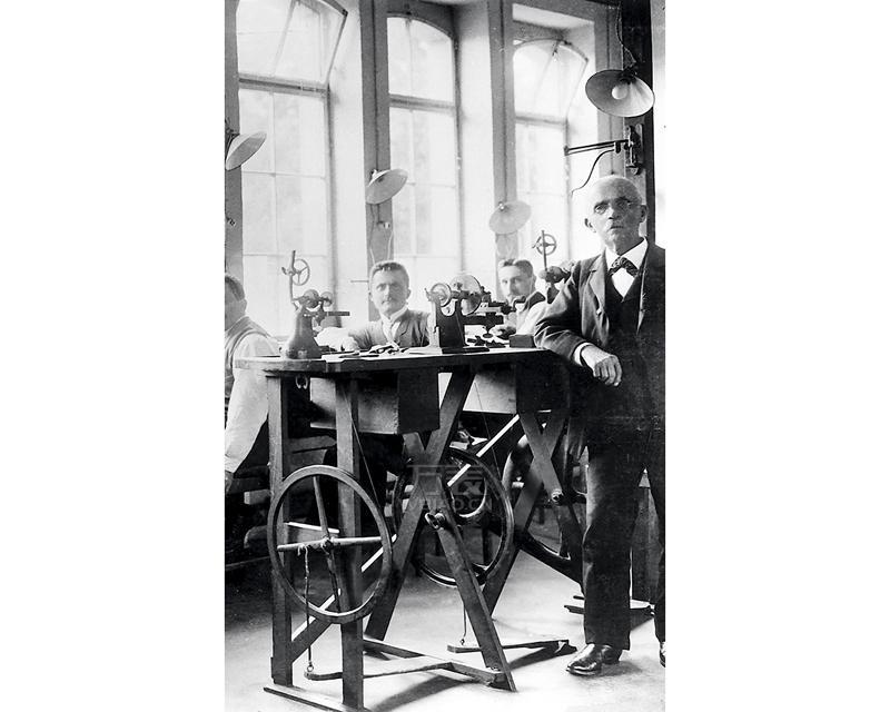 萨克森发明家--回顾精密制表先锋费尔迪南多‧阿道夫‧朗格的重要发明