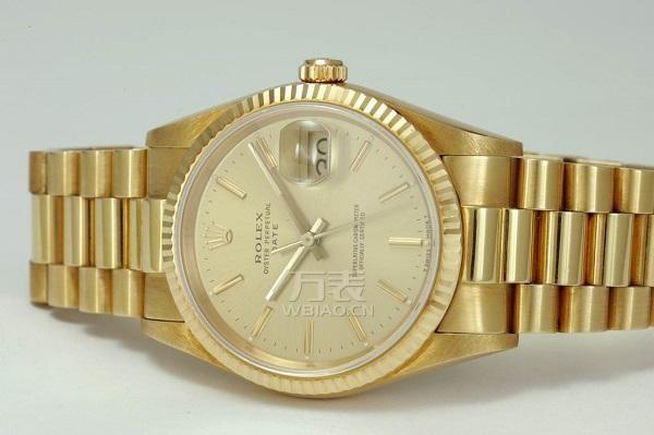 瑞士劳力士18k金表,劳力士手表的不朽经典让时光驻足
