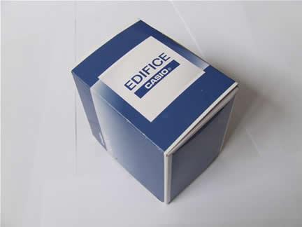 卡西欧手表包装盒 为你介绍不同系列独具特色的包装盒