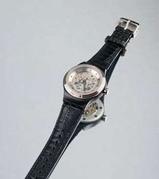 透明手表 给你与众不同的精致触感和视觉享受