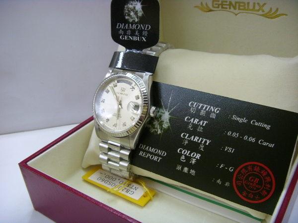genbux手表——把握瞬间,成就永恒