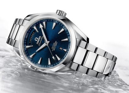 欧米茄seamaster系列腕表 卓越设计,精致专业的潜水表
