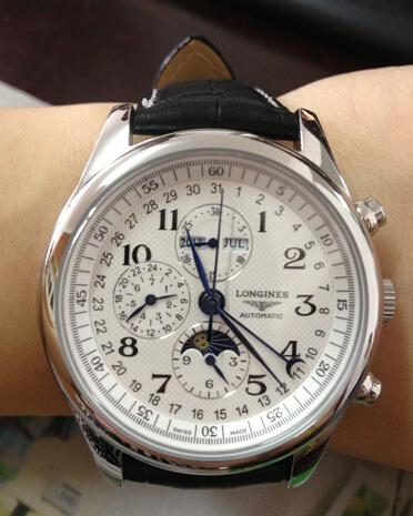 浪琴八针月相多少钱?为你推荐几款特色经典的浪琴八针月相手表