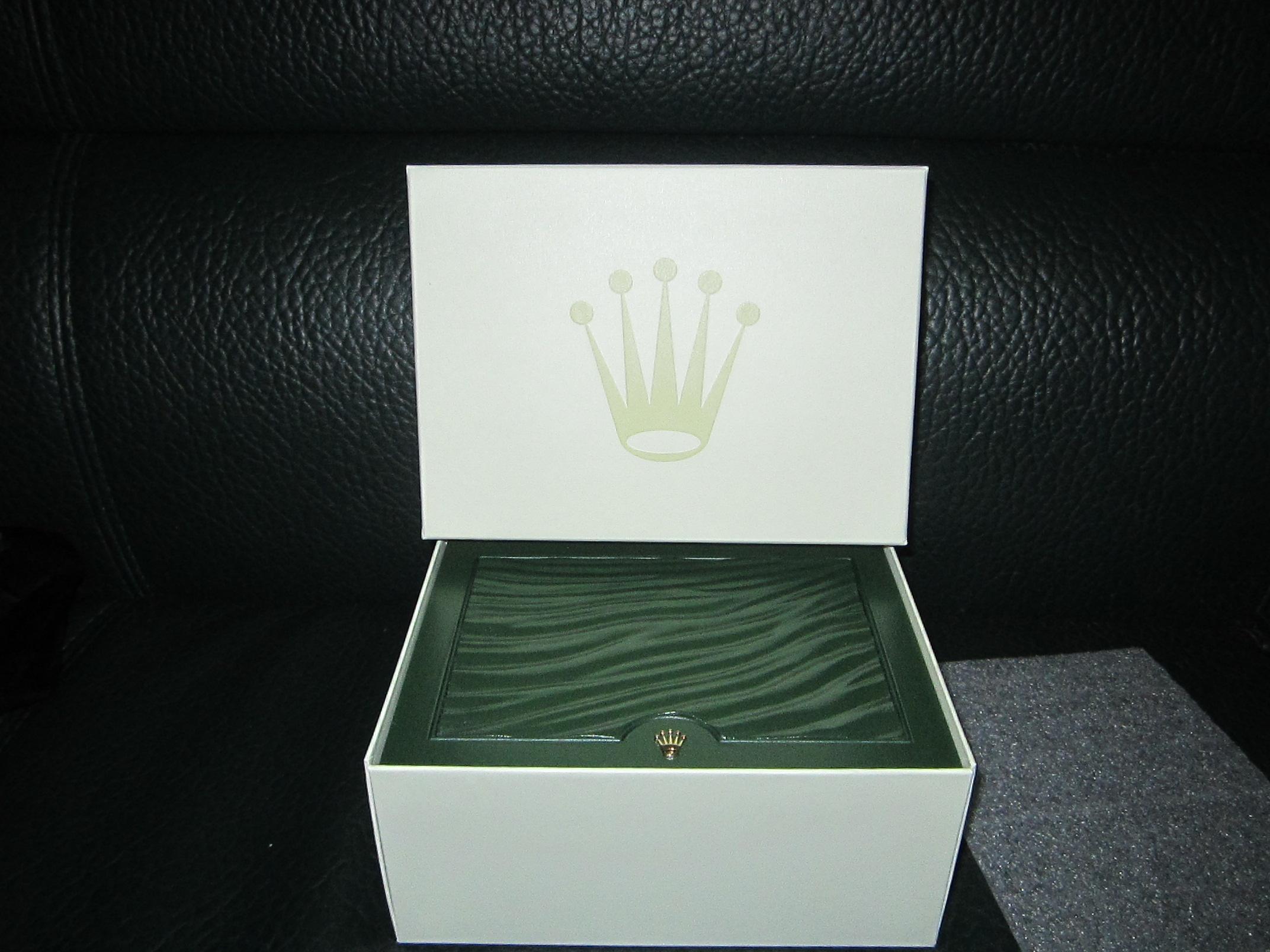 劳力士手表盒欣赏 劳力士手表盒的收藏价值