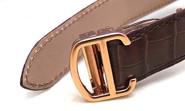 卡地亚表带怎样扣?卡地亚最经典的手表是什么款式?