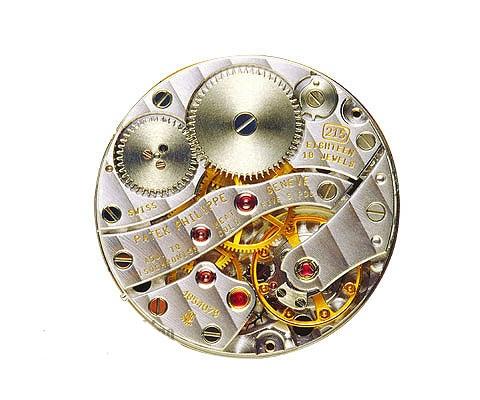 百达翡丽机芯宝石 精美绝伦,演绎非凡的设计