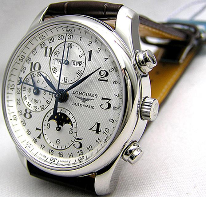 三眼机械手表 独特个性设计,演绎非凡的制表工艺