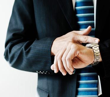 男士正装表搭配法则是什么?为你推荐绅士风度的正装表