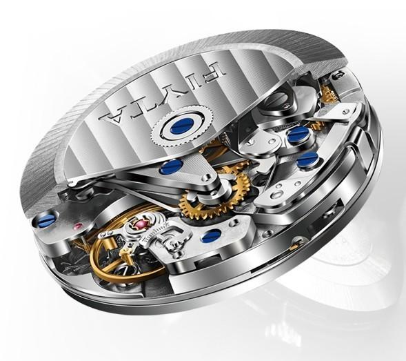 瑞士手表机芯排名,质量如何?