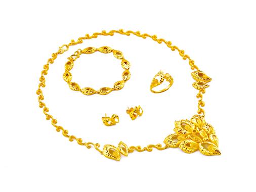 老凤祥黄金项链款式怎么样?高贵与品质的象征