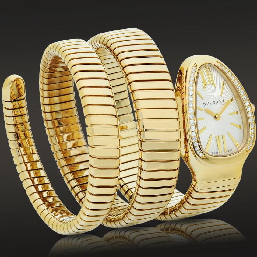 宝格丽蛇形手表价格与保养