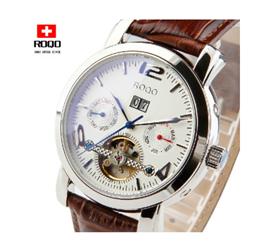 柏仕达手表怎么样?百年专业制表品牌