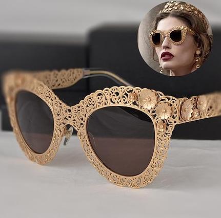 杜嘉班纳眼镜——经典潮流的魅力