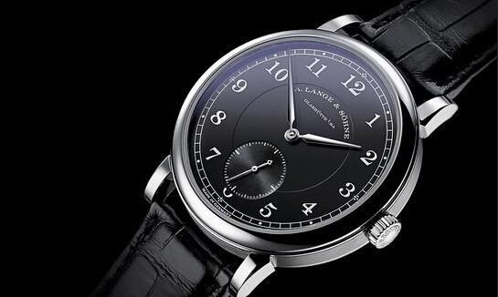 朗格全新纪念款腕表