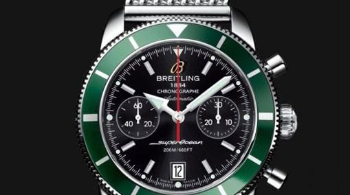 百年灵超级海洋文化计时44腕表系列